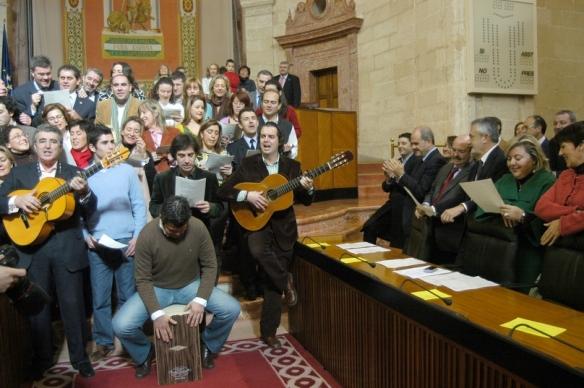 parlamento-villancicos