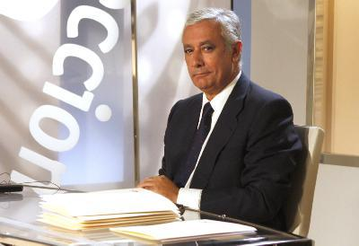 Arenas, en el debate electoral de Canal Sur.