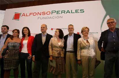 Presentación Fundación Alfonso Perales