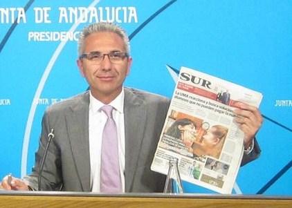 Miguel Ángel Vázquez decreto andaluz desahucios