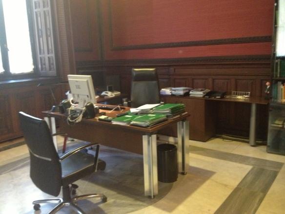 Despacho del Portavoz del Gobierno - Junta de Andalucía
