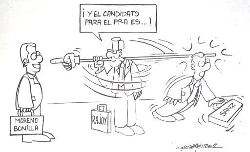 Dedazo 5 - Carlos Méndez