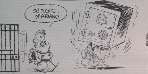 Miki&Duarte Grupo Joly Rajoy y la caja B