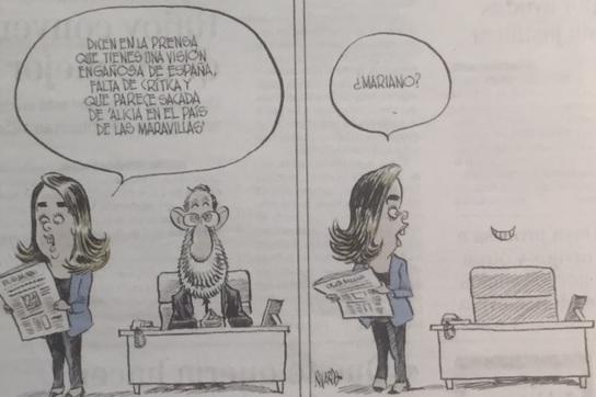 Chiste El Mundo Ricardo