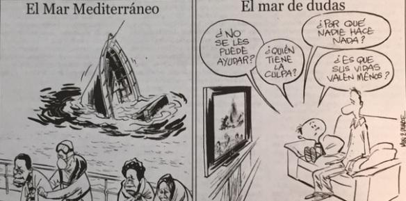 Inmigración - Miki & Duarte