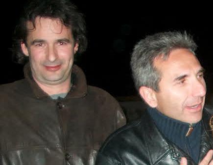 Alejandro Álvarez Beigbeder y Miguel Ángel Vázquez