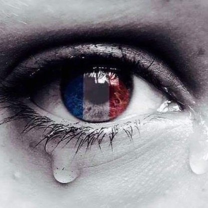 Francia llora por los atentados
