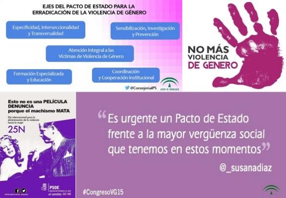Pacto de Estado Violencia de Género